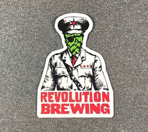 Details about REVOLUTION BREWING ANTI.