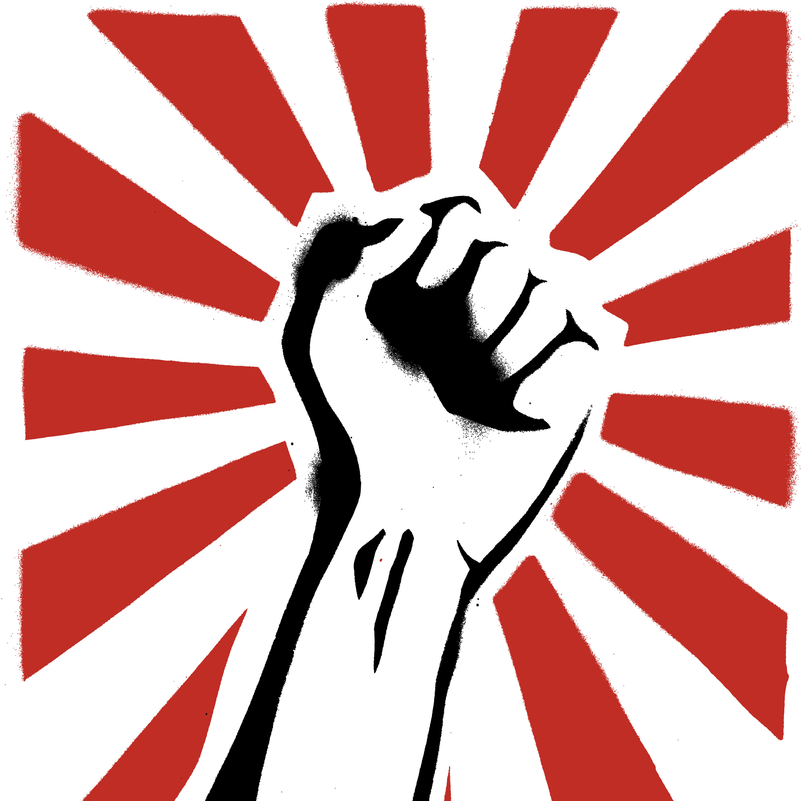 Revolution Fist.