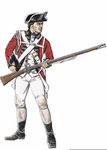 Revolutionary War Hat Clipart.