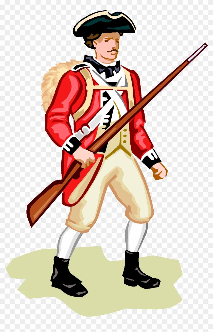 British Soldier Revolutionary War Png & Free British Soldier.