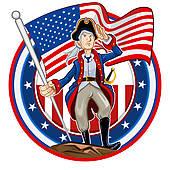 American Revolution Clip Art.