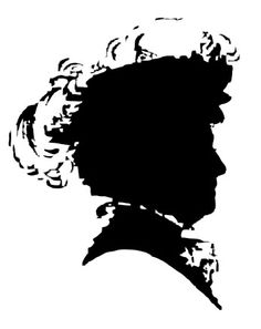 US Revolutionary War Soldier Silhouette SVG.