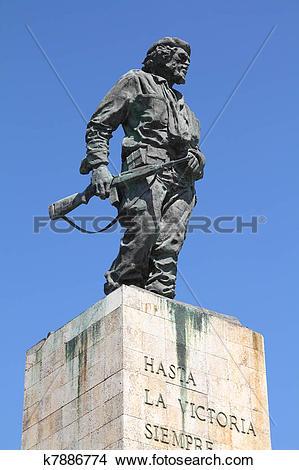 Stock Photo of Che Guevara.