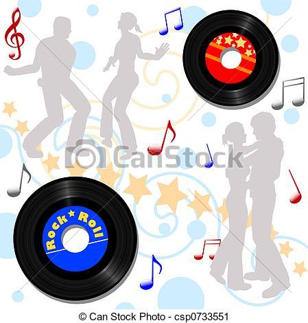 A 45, disco, hanglemez, retro, komló, revolution per minute.