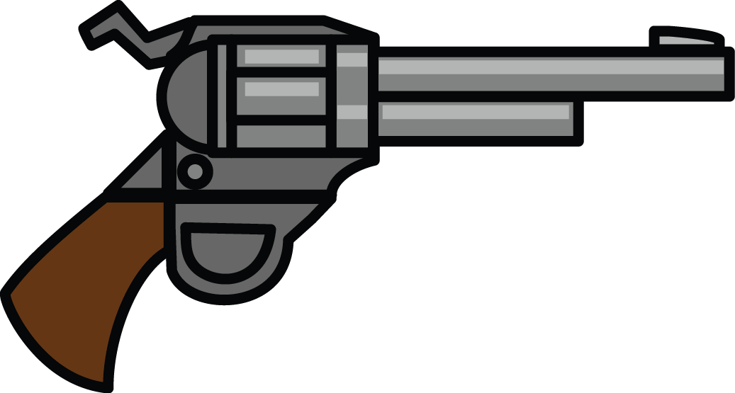 Free Cartoon Revolver Cliparts, Download Free Clip Art, Free.