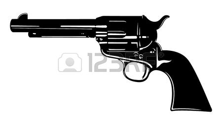 6,432 Revolver Stock Illustrations, Cliparts And Royalty Free.