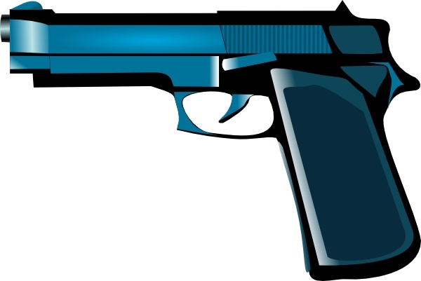 Handgun vector free vector download (11 Free vector) for.