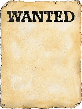Wanted Poster Clip Art & Look At Clip Art Images.