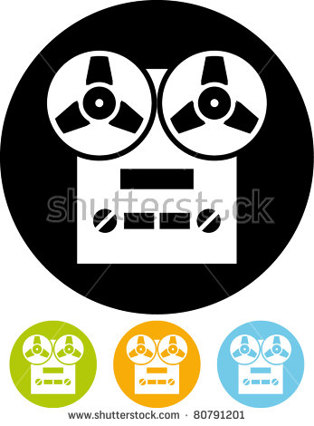 Magnetic Tape Stock Photos, Royalty.
