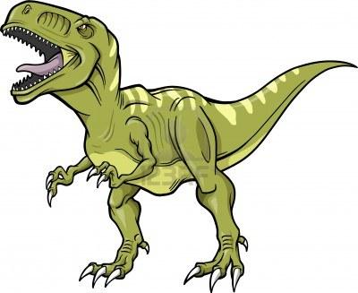 Tyrannosaurus rex clipart #9