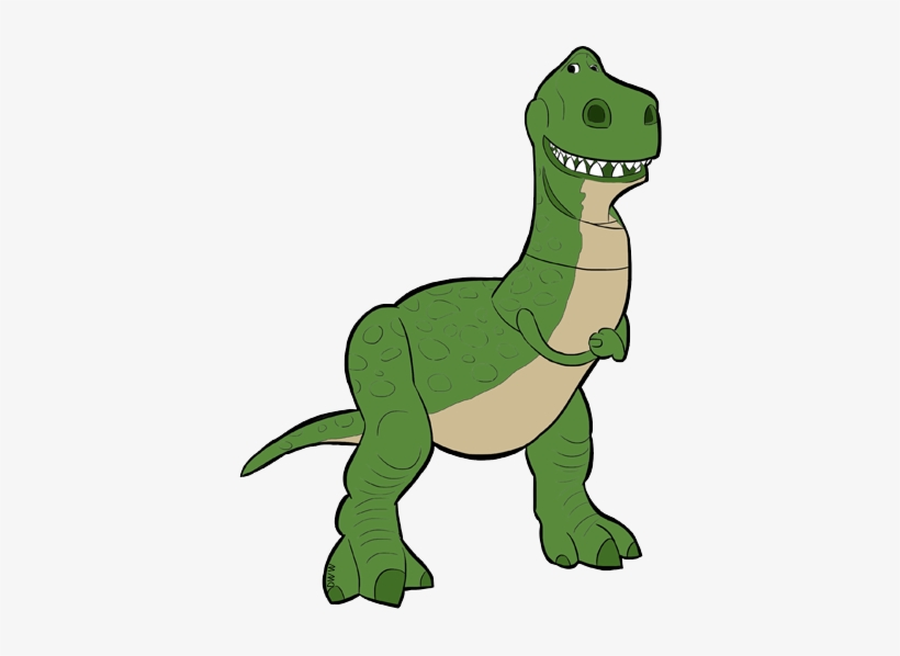 Toy Story Clipart Toy Dinosaur.