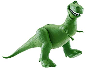 Toy Story Talking Rex.