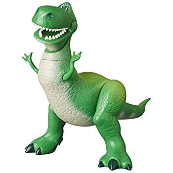 Amazon.com: Medicom Disney Pixar Toy Story Rex Ultra Detail.