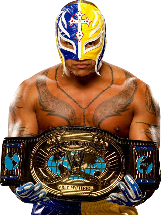 Rey Mysterio PNG Clipart.