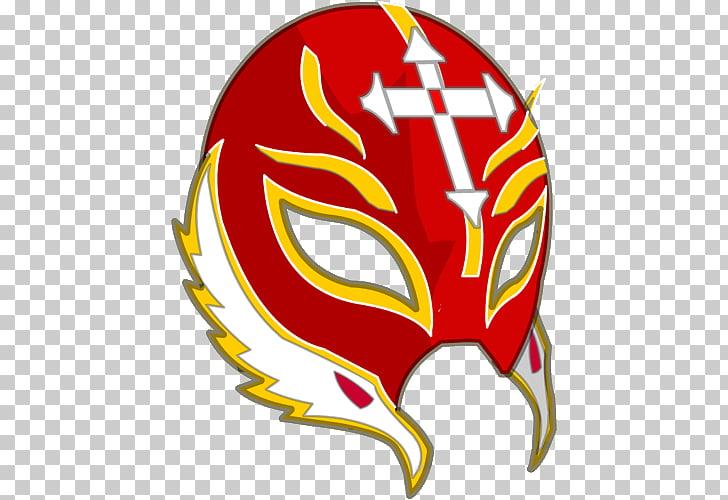 Wrestling mask Lucha libre Headgear , rey mysterio PNG.