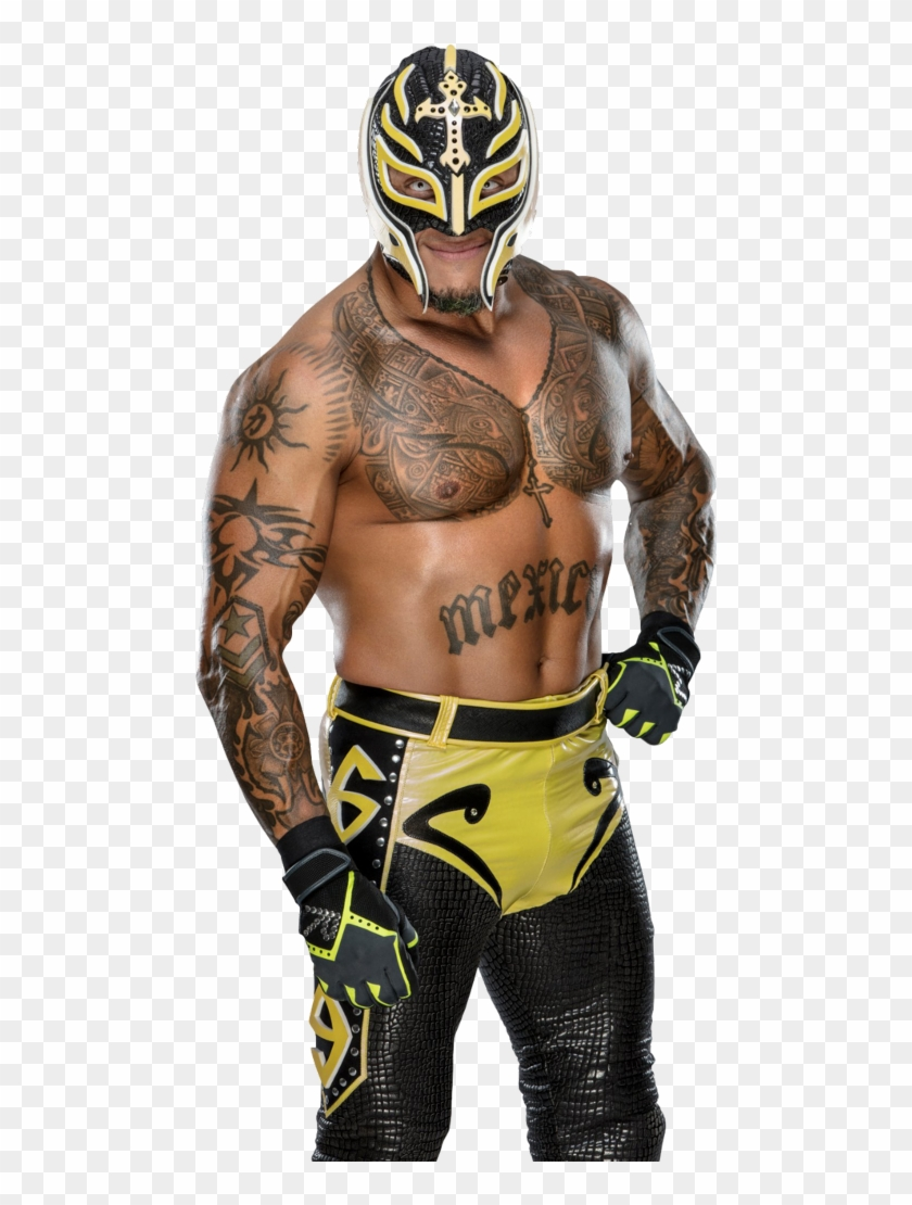 Rey Mysterio 2018 Mask, HD Png Download.