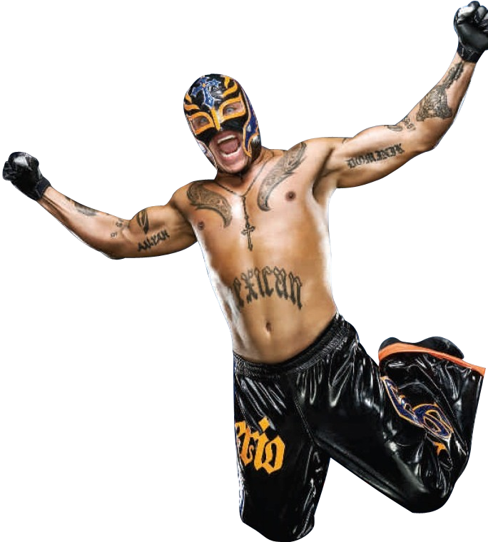 Download Rey Mysterio PNG Photos 385.