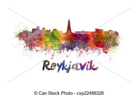 Reykjavik Illustrations and Clipart. 459 Reykjavik royalty free.