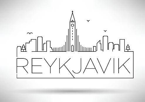 Reykjavik Clip Art, Vector Images & Illustrations.
