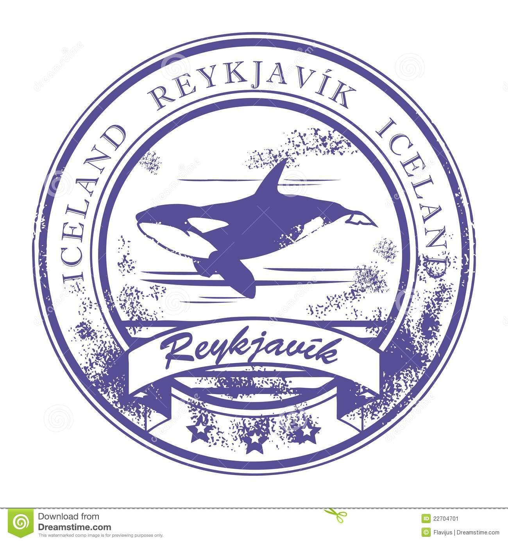 Reykjavik Stock Illustrations.