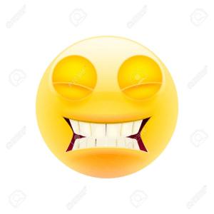 Q123RF Q123 RF O23RF 9123 RF 123 RF Cute Angry Emoji With.