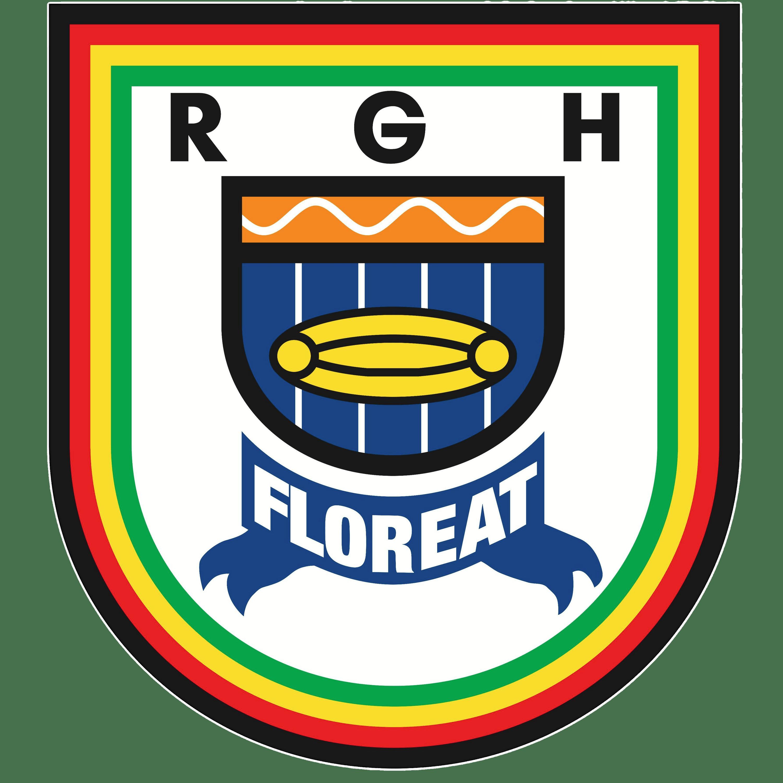 RG Heidelberg Rugby Logo transparent PNG.