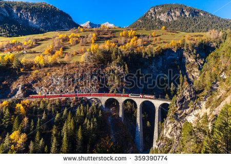 Rhaetian Alps Stock Photos, Royalty.