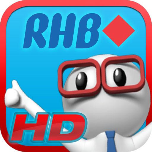 RHBNowHD by RHB Bank Berhad.