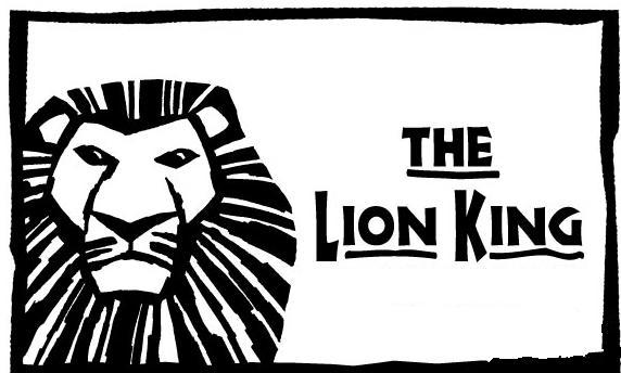 Microsoft clip art lion.