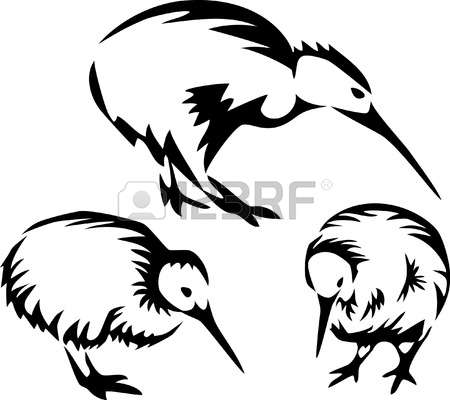 627 Kiwi Bird Cliparts, Stock Vector And Royalty Free Kiwi Bird.