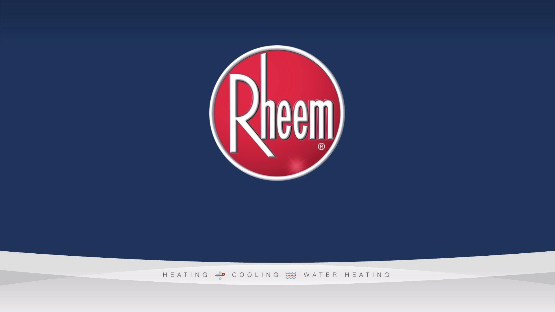 Rheem.