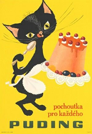 1000+ images about Vintage Advertising Cats and Rabbits on.
