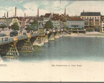 Klein postcard.