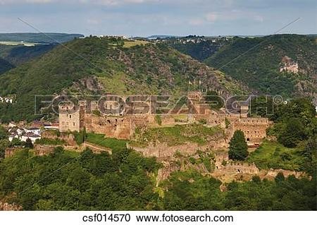 Stock Photography of Europe, Germany, Rhineland.