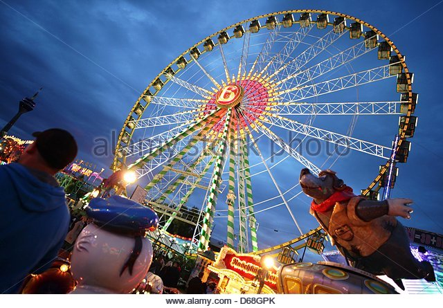 Rheinkirmes Stock Photos & Rheinkirmes Stock Images.