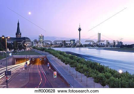 Rhine River Clip Art.