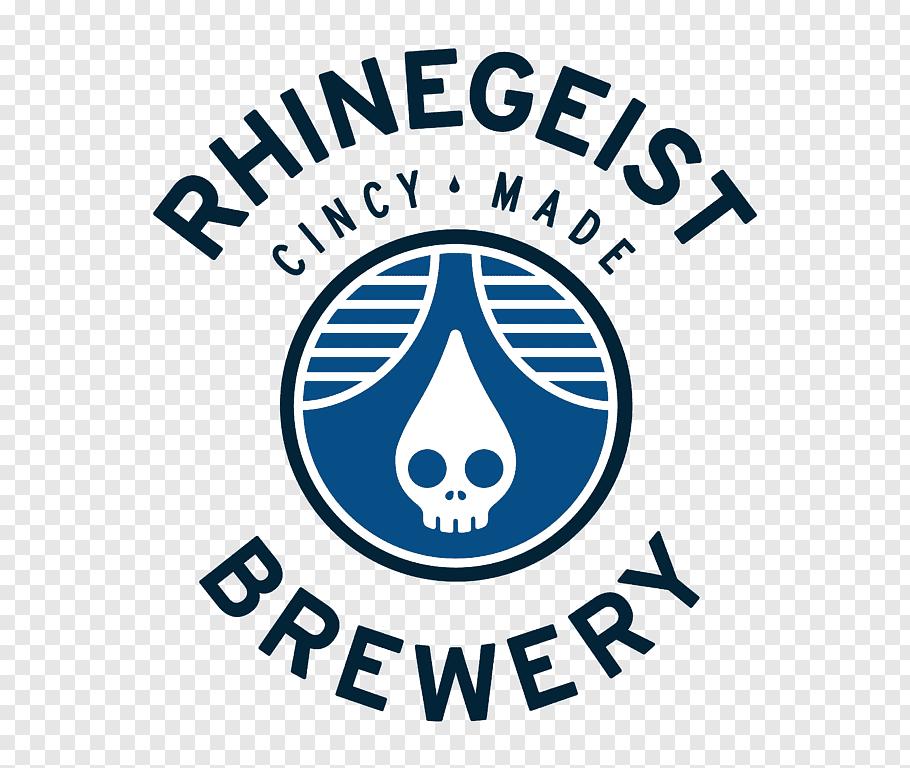 Circle Logo, Rhinegeist Brewery, Organization, Cincinnati.