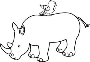 Free Black Rhino Cliparts, Download Free Clip Art, Free Clip.