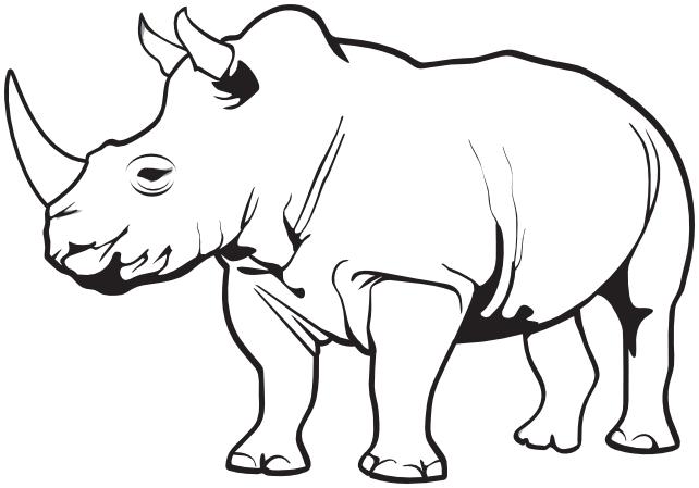 13+ Rhino Clipart.
