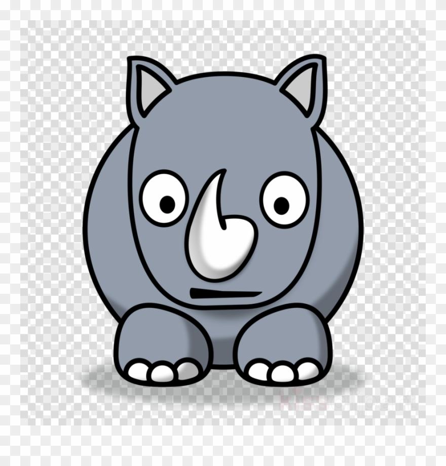 Rhino Clipart Rhinoceros Clip Art.