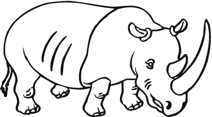Free Free Rhino Cliparts, Download Free Clip Art, Free Clip.