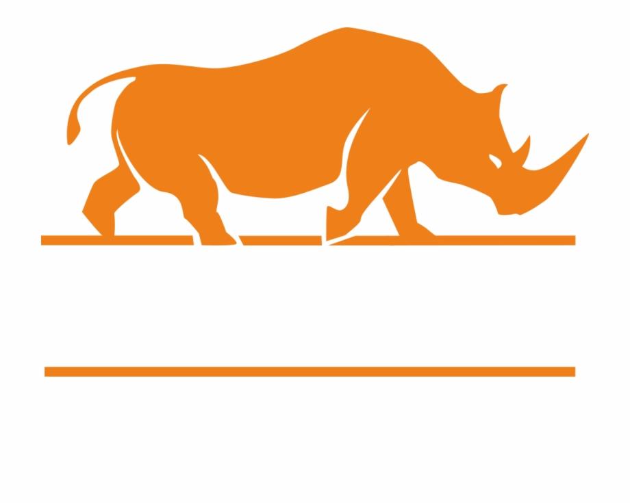 Logo Black Rhinoceros.