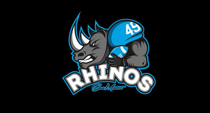 33+ Rhino Logo Designs, Idea, Examples.