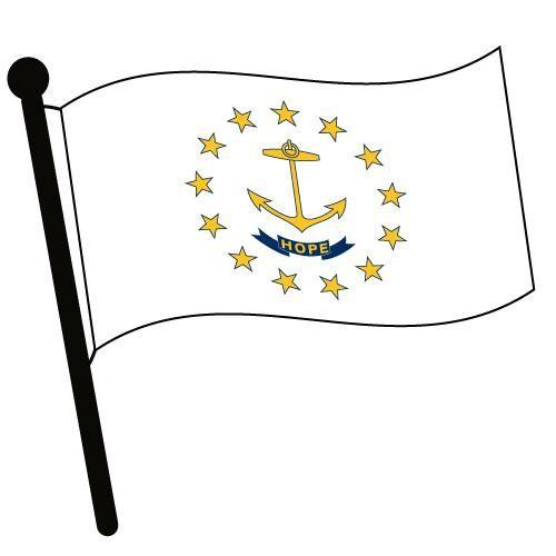Rhode Island Clip Art.