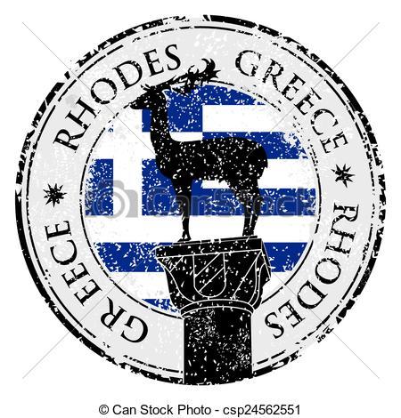 Rhodes clipart.
