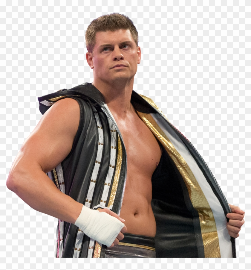 Cody Rhodes Png Transparent Image.