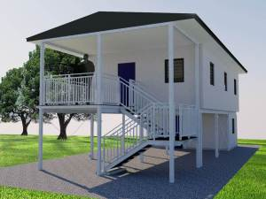 New affordable houses project in Port Moresby a model for.
