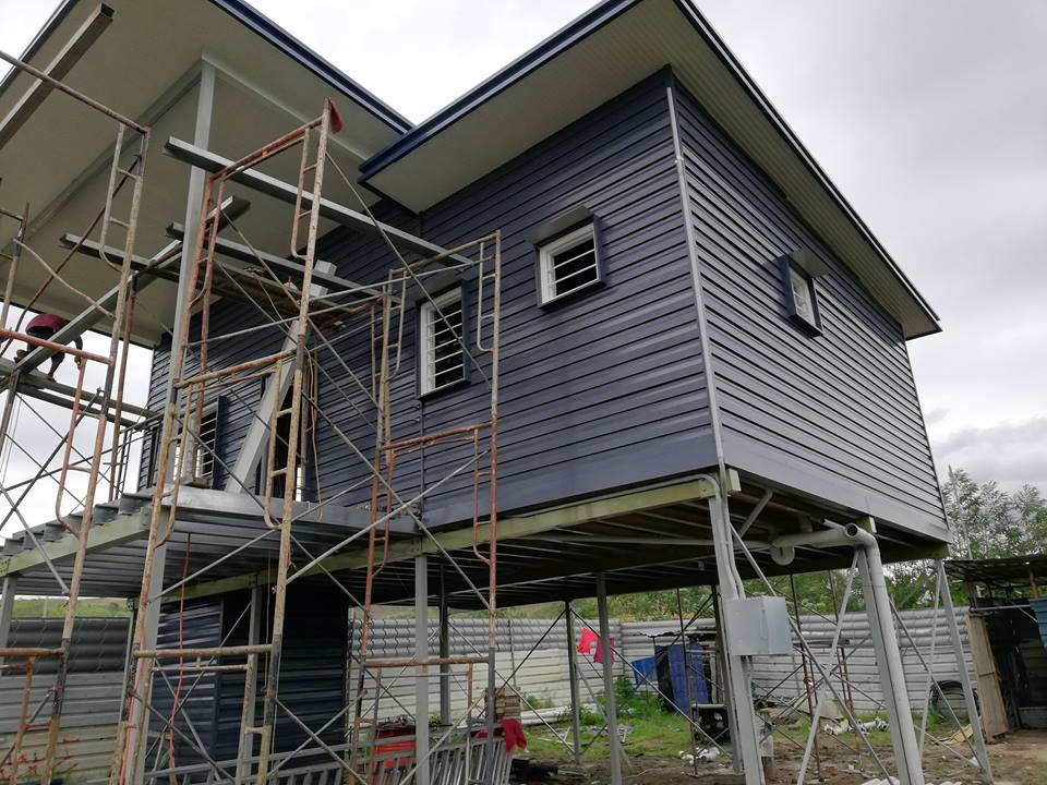 Are Kit Homes The Solution To Png\'s Housing Shortage?.
