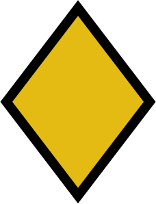 Rhombus Clipart.