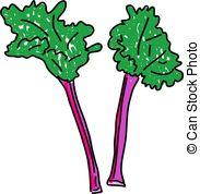 Rhubarb Clip Art and Stock Illustrations. 61 Rhubarb EPS.